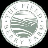 THE FIELD BERRY FARM LOGO transparent round